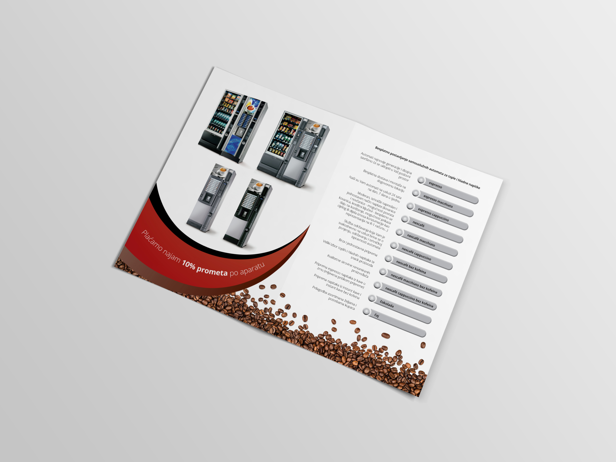 Vid Caffe business file